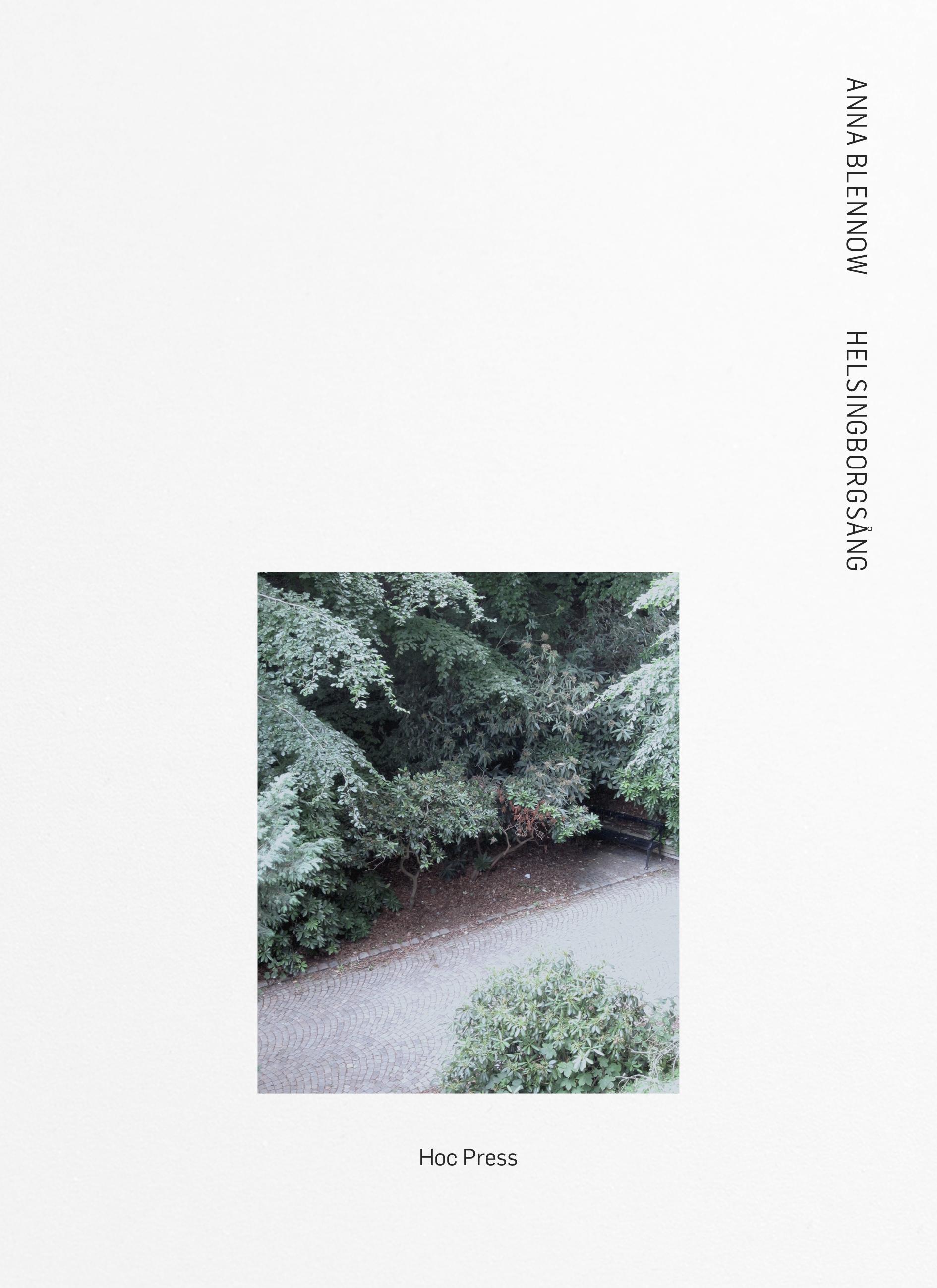 Bokomslag, Anna Blennow, Hoc Press, bokförlag, förlag